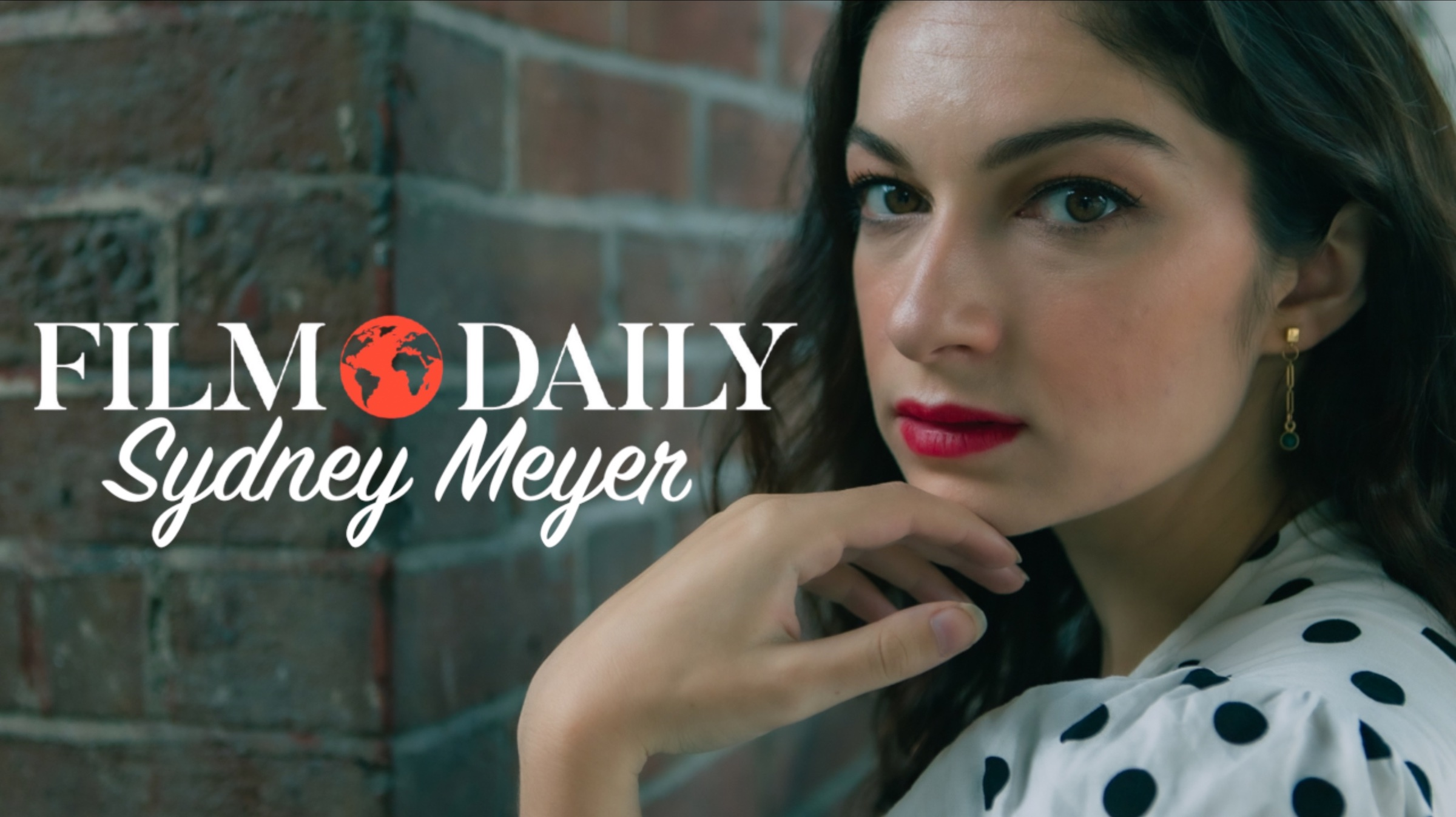 'Grand Army' and 'Shadowhunters' Sydney Meyer sat down with us to discuss her roles and any new ventures. Watch our exclusive interview.