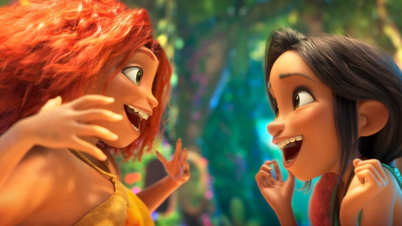 Struggling to find a movie to watch for the whole family? Here's how you can stream 'The Croods: A New Age' online using 123movies.