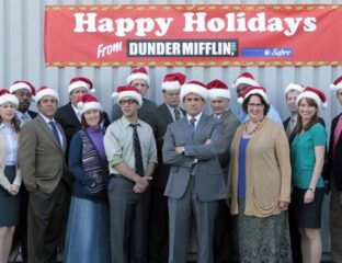 Netflix is removing 'The Office' from its platform soon. Binge watch these Christmas episodes for one last holiday themed hoorah.
