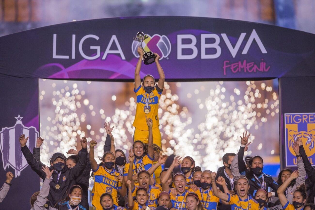 ¡Tigres femenil obtuvo su tercer campeonato! Entérate de todos los detalles de las campeonas del Guard1anes 2020