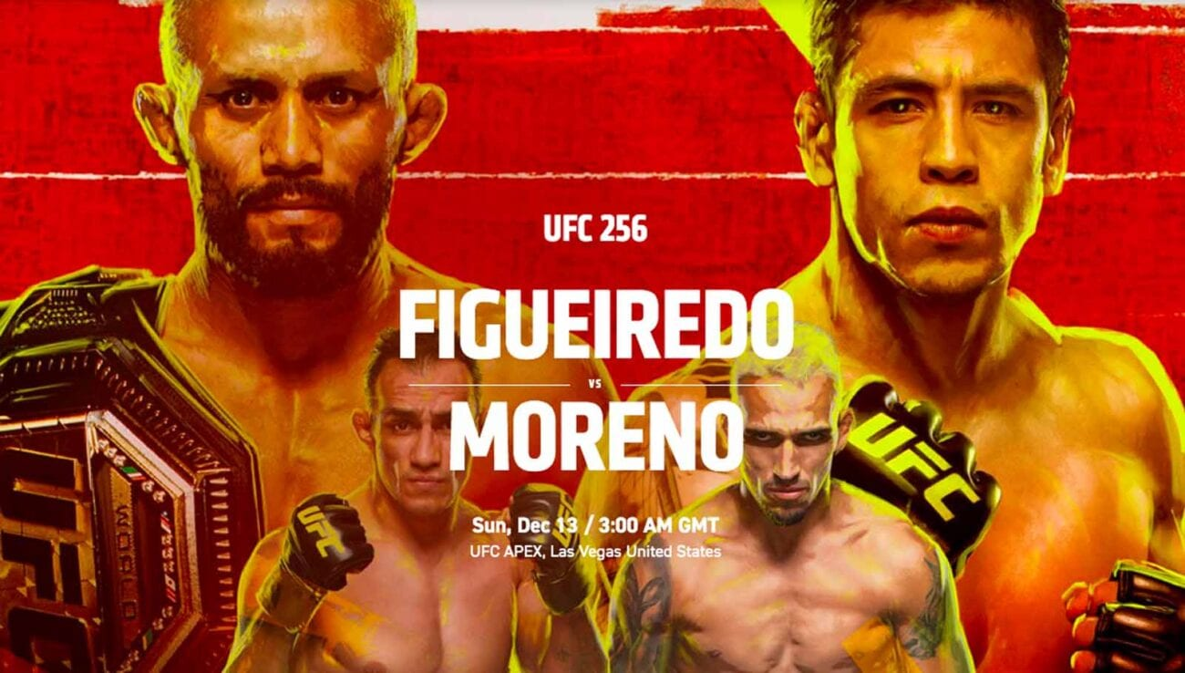 Don't miss the latest MMA event, the UFC 256. Here's how to watch a live stream of the entire event for free.