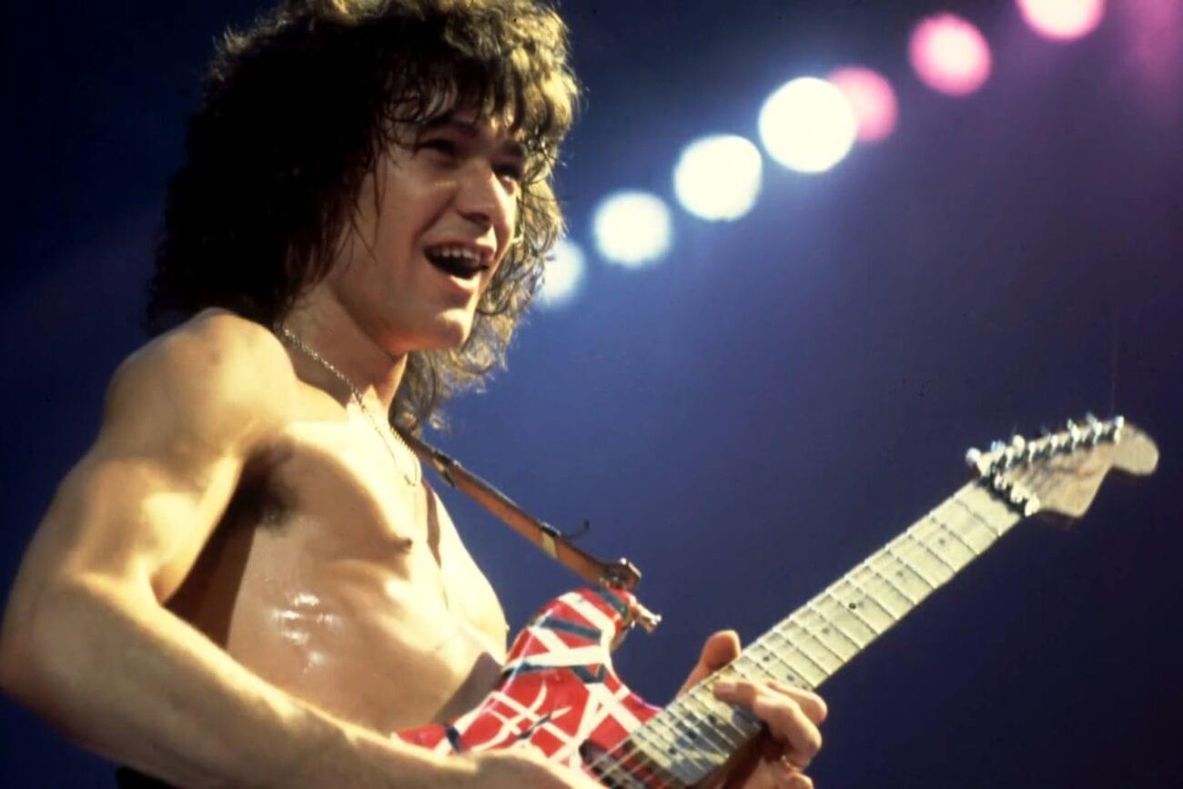 Dieron a conocer el certificado de defunción de Eddie Van Halen. Entérate de la verdadera causa de su muerte.