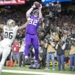 Football fans are getting a nice present this year: A Vikings vs Saints game. Here's how the stream the Christmas Day game.