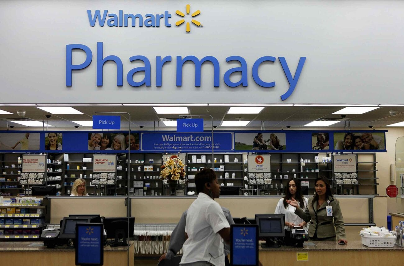 The U.S. Justice Department sued Walmart, as the superstore company is accused of having a role in the opioid crisis. Is the stock price affected?