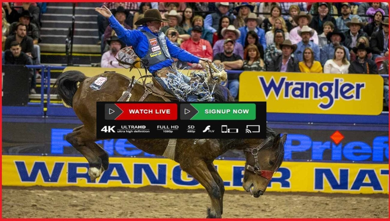 Watch the 2020 NFR Live! Here's where the Pro Rodeo Finals are streaming online. You don't want to miss this.