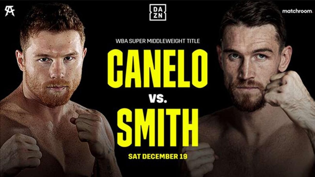 Don't miss the Canelo Alvarez vs. Callum Smith fight! Here's how to watch a live stream of the even for free.