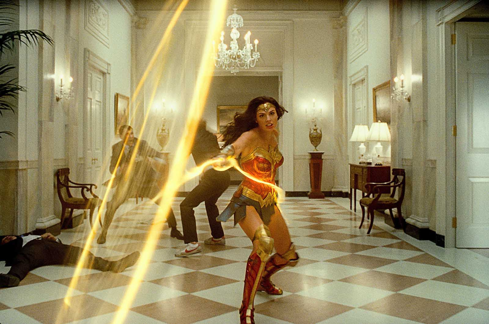 'Wonder Woman 1984' has seen multiple release dates thanks to COVID-19. What's the latest release date for the film? Get the details here.