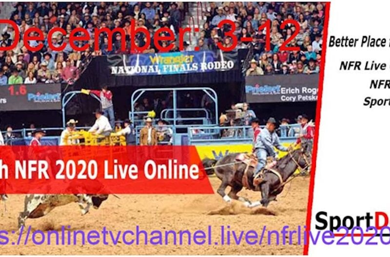 The stage is set for the 2020 Wrangler NFR and it's certain to be an activity stuffed occasion from start to finish. Here's how to watch the live stream.