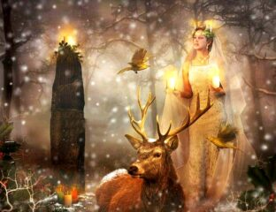 The Pagan holiday Yuletide held many similar traditions to today's Christmas. Here's everything you need to know about this ancient holiday.