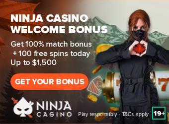 Ninja Online Casino Canada
