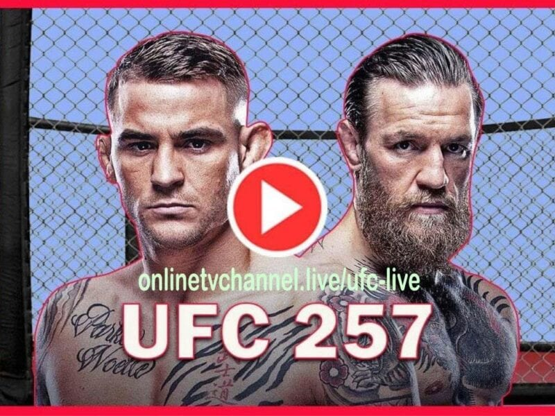 Dying to catch McGregor vs Poirier at UFC 257? Watch that fight and everything else by using these live stream sites.