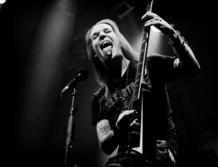 """Death be not proud, though some have called thee mighty and dreadful, for thou art not so."" Come join us as we honor Children of Bodom's Alexi Laiho."