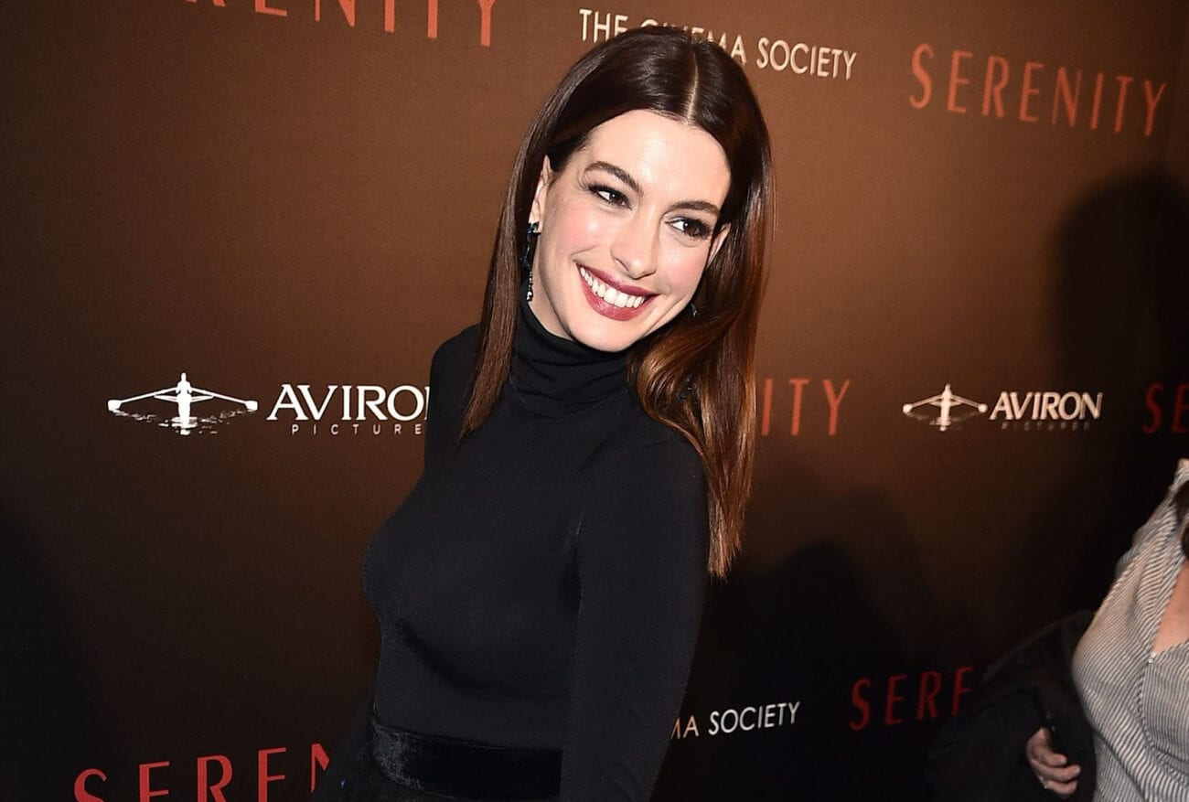 Could it have to do with the connection to the wife of Shakespeare? Check out what Anne Hathaway revealed about her name right here.