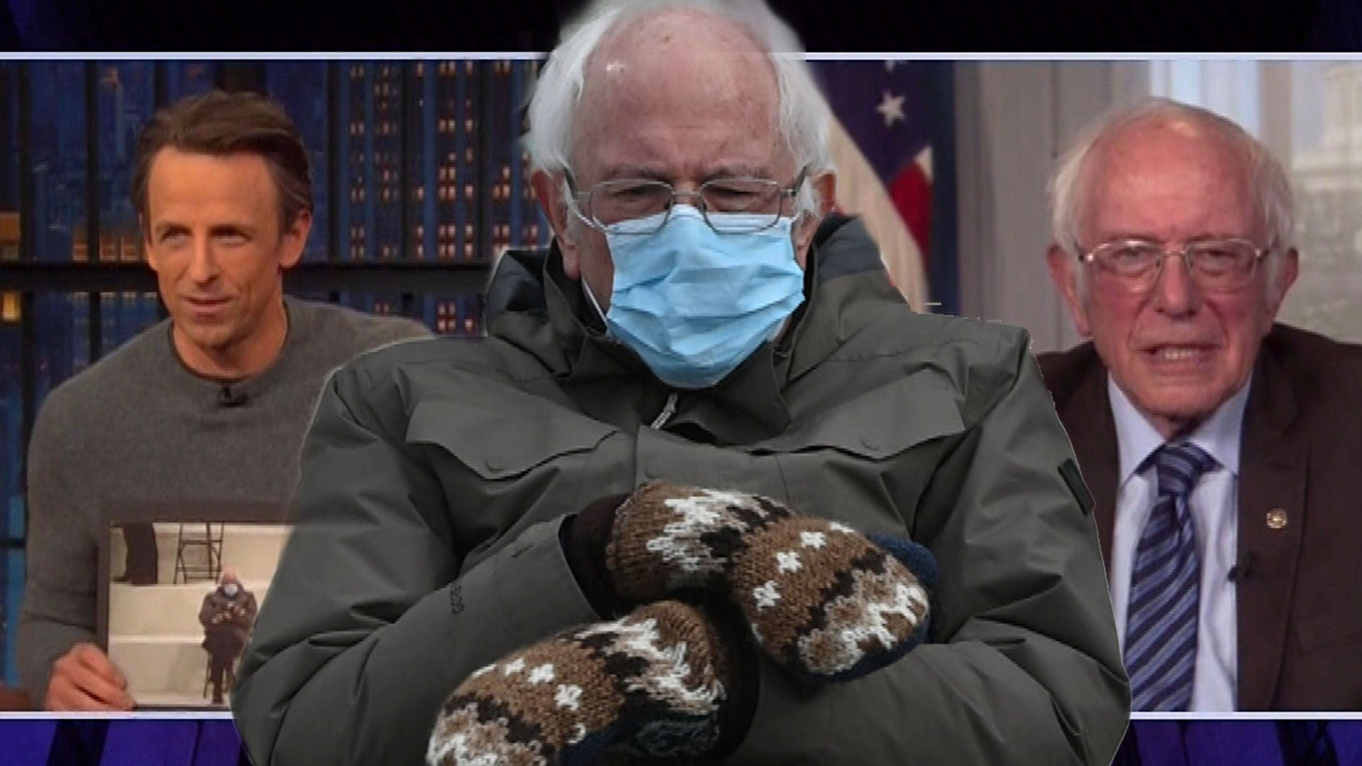The Bernie Memes Never End Even More Beautiful Examples Film Daily