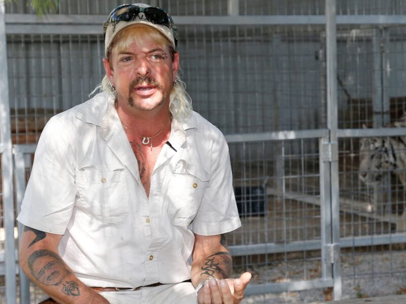 Could Joe Exotic's efforts to get a presidential pardon be successful? Find out what the star of the 'Tiger King' documentary and his team are up to.