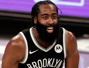 The purse is mightier than the beard! Could James Harden's move to the Brooklyn Nets actually improve his already jaw-dropping net worth?