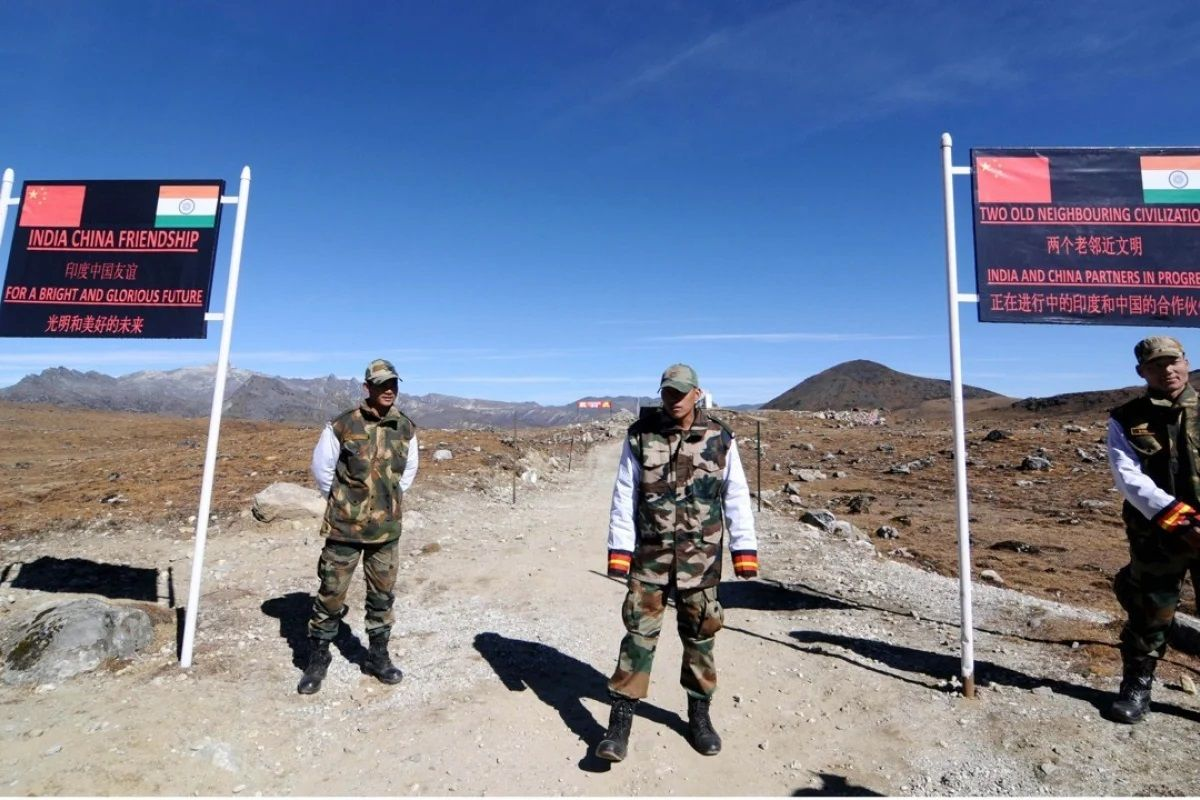 The armies of India and China are following a pattern of tit for tat on the Ladakh border. What is the current situation?