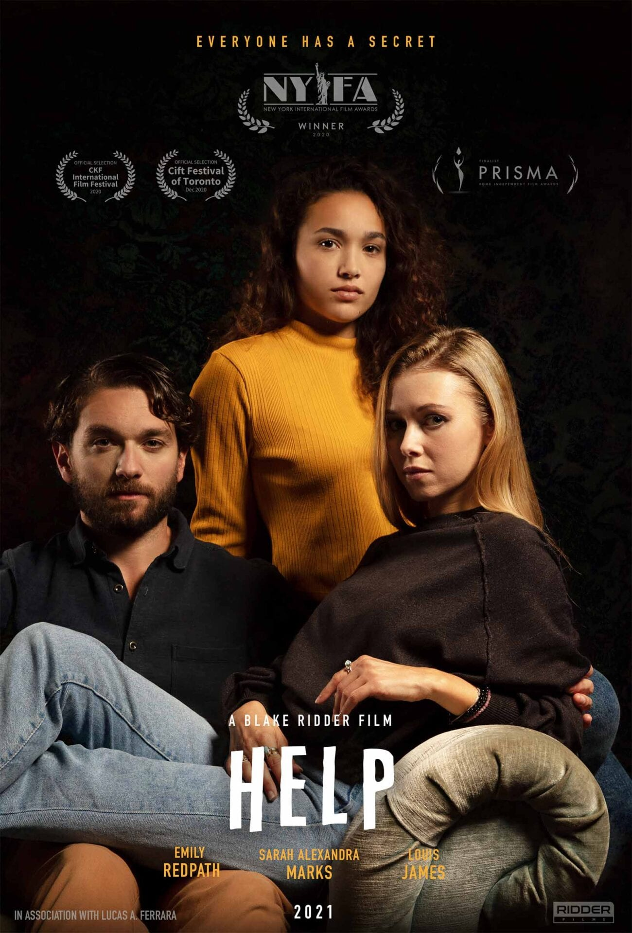 'HELP' proves indie film is the place to go for top knotch horror films. Read our interview with the film's director and lead actor.