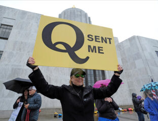 Now that Joe Biden's been sworn in, are QAnon conspiracy theories going away anytime soon? See why some sources say yes, and others say no.