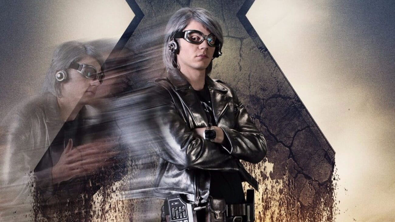 Is Marvel using 'WandaVision' to bring Quicksilver back? Put your detective cap on and see what you make of this Spanish voice actor's now-deleted tweet!