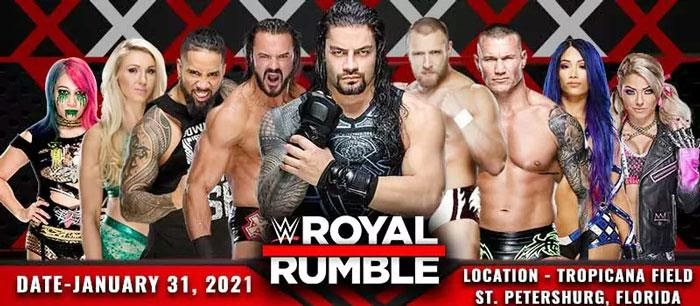 Get ready to rumble by tuning into WWE Royal Rumble 2021 Live! Need to live stream the match? We got you covered with these helpful tips!