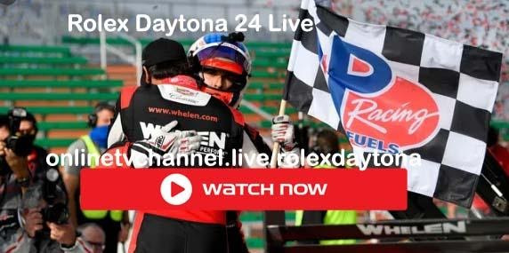 Start your engines, because the Rolex Daytona is rolling in! Discover how to live stream all of the action right here.