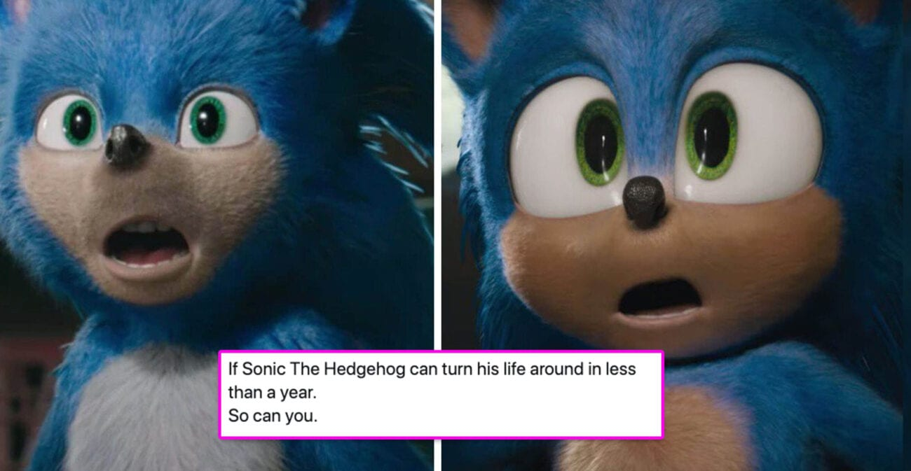 "Are you sick of Sonic memes yet? Neither are we! That's why we rushed to bring you some more great memes featuring the ""fastest thing alive""."