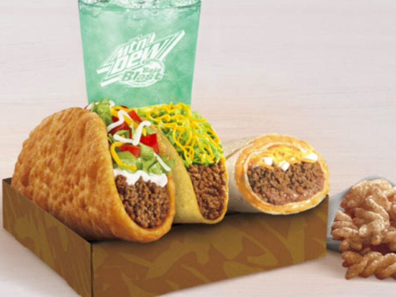 Are you a vegetarian? Your potato-themed prayers have been answered! Take a bite out of the newly announced Taco Bell menu changes!