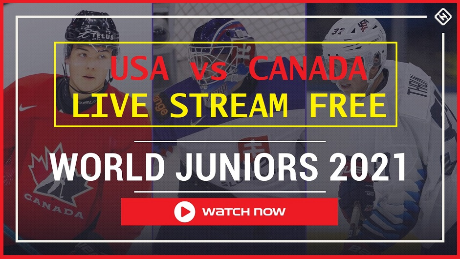 USA vs. Canada is coming up in the IIHF World Junior Hockey Championship. Check out the best ways to live stream this upcoming hockey game.