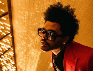 Is The Weeknd promoting a new album, or is there another reason his face keeps getting uglier? Check it out here!