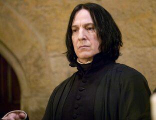 ¡Obliviate! Tómate una poción para la memoria y recuerda con nosotros los momentos más emblemáticos de Alan Rickman en Harry Potter.