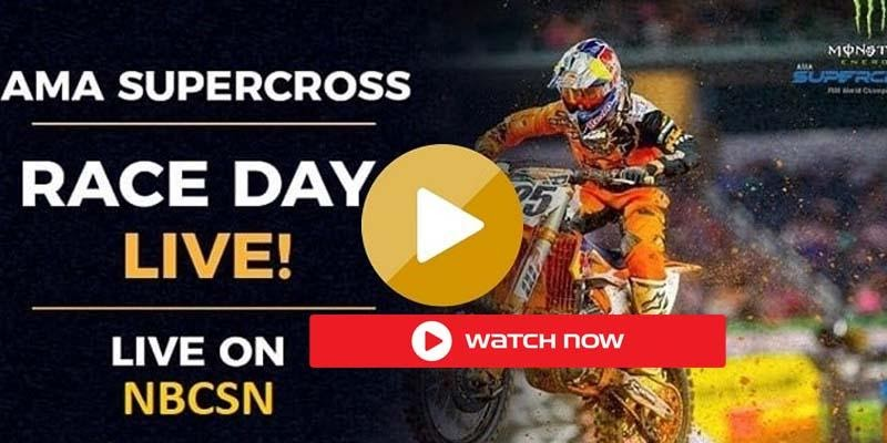 If you're trying to catch the 2021 Monster Energy AMA Supercross, check out these live streaming links for all the matches.