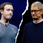 Apple CEO Tim Cook had some choice words for Facebook CEO Mark Zuckerberg. Read all about the new Silicon Valley beef right here.