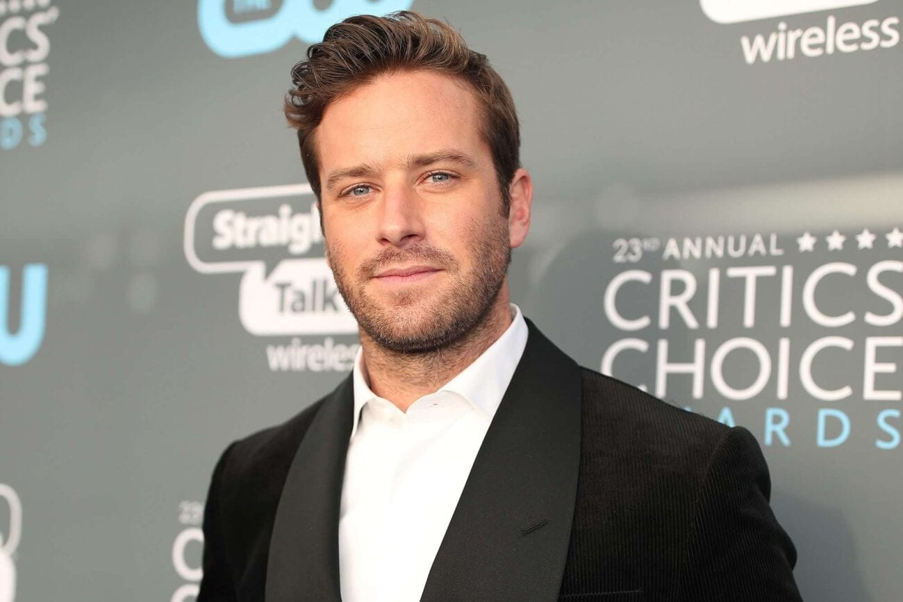 The ex wife of Armie Hammer, Elizabeth Chambers, chimes in on the strange rumors about her ex being a cannibal.