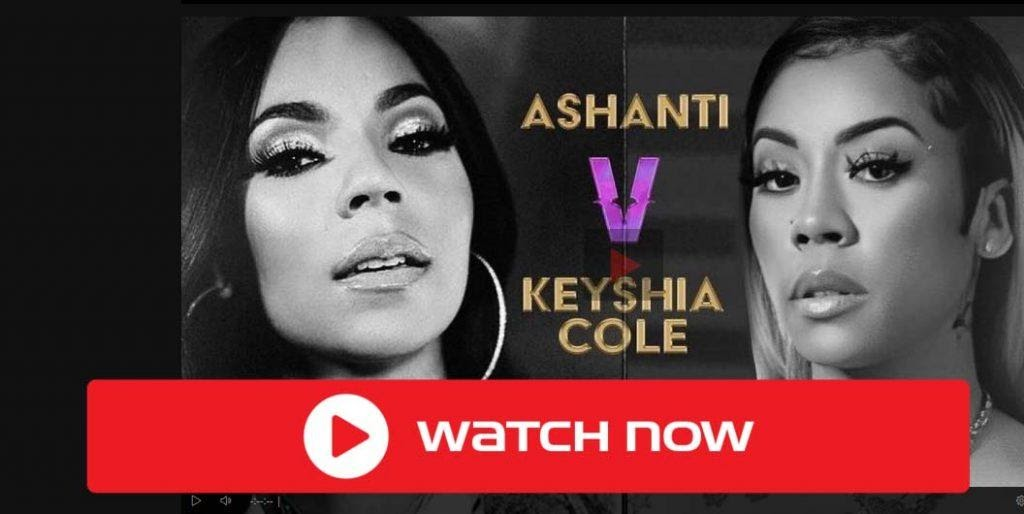 Get ready for the first Verzuz battle of 2021: Ashanti versus Keyshia Cole. Watch the Reddit live stream here.