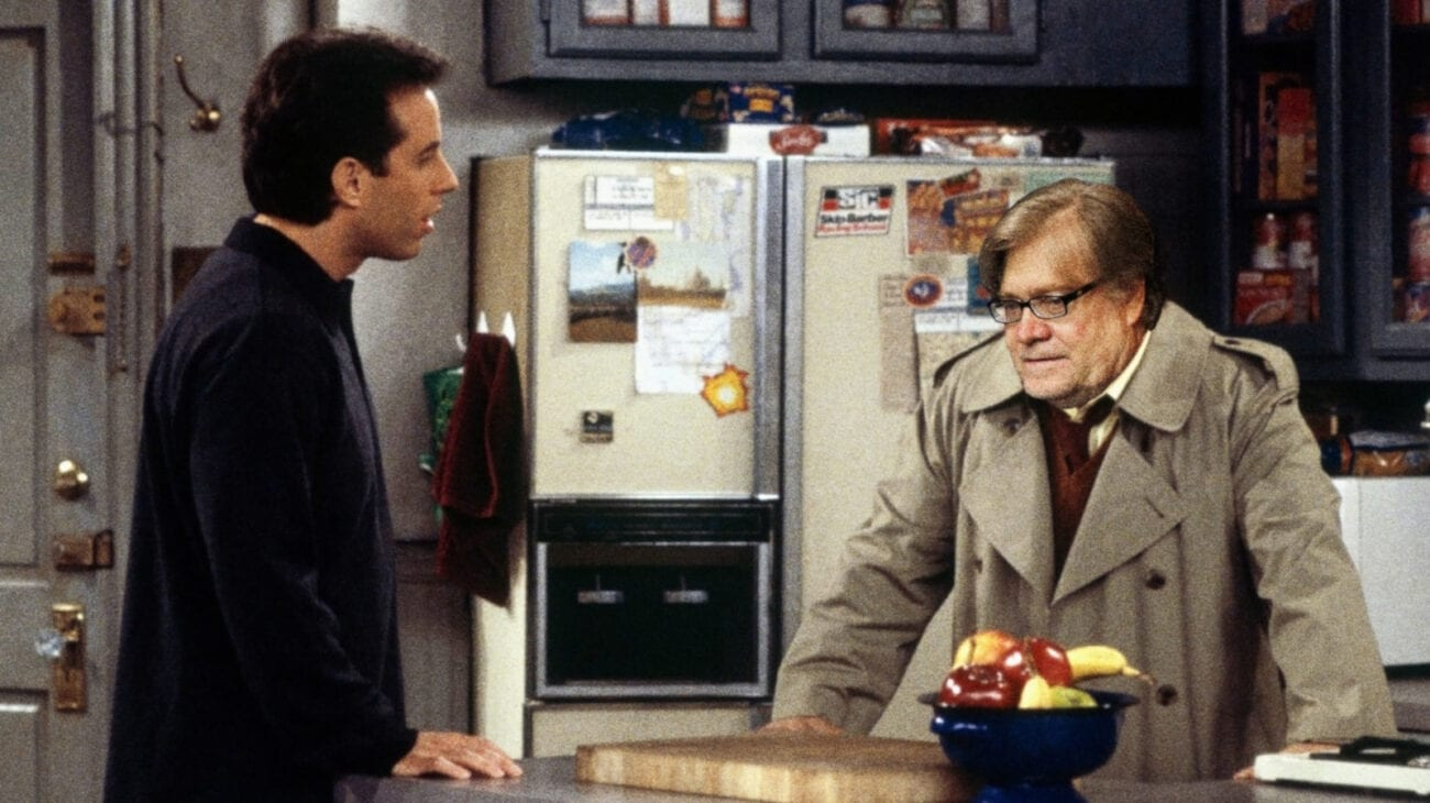 Does Steve Bannon really own the classic sitcom 'Seinfeld'? Dive into the strange story of how Bannon possibly kept the hit show from cancellation.
