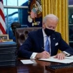 President Joe Biden has officially extended certain COVID-19 related travel restrictions. Here's a look at where and why the travel bans are being enforced.