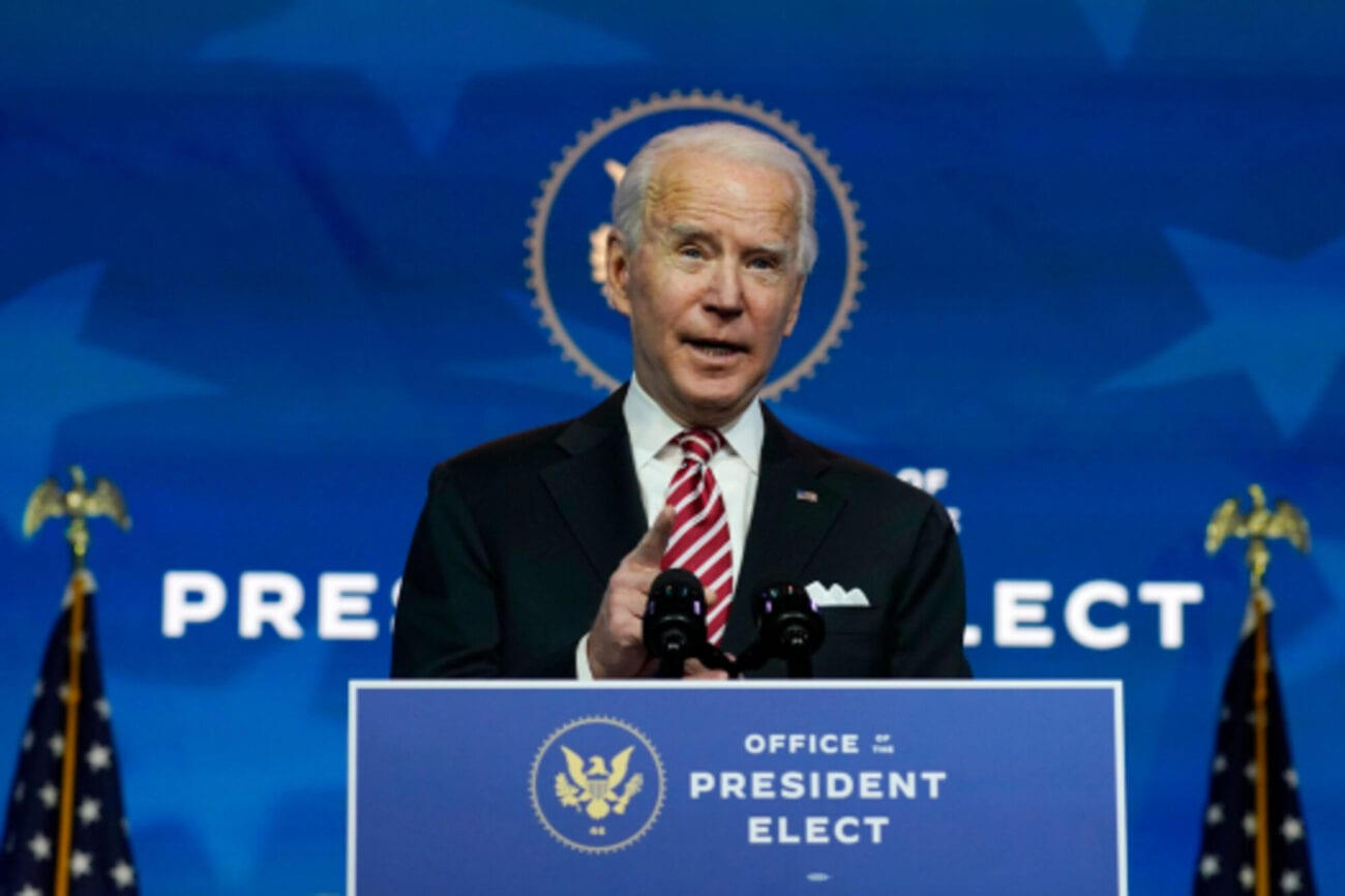 President-elect Joe Biden addressed the nation this evening regarding the Capitol protests. We break down what he said and what it means here.