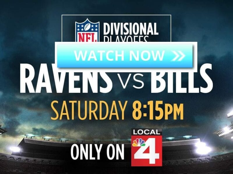 Check out the highly anticipated AFC playoff game between the Ravens and the Bills. You can use these NFL live stream links on Reddit to watch.