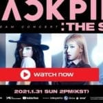 The Blackpink online concert is happening soon. Check out the best ways to live stream this exciting event featuring the K-pop superstars.