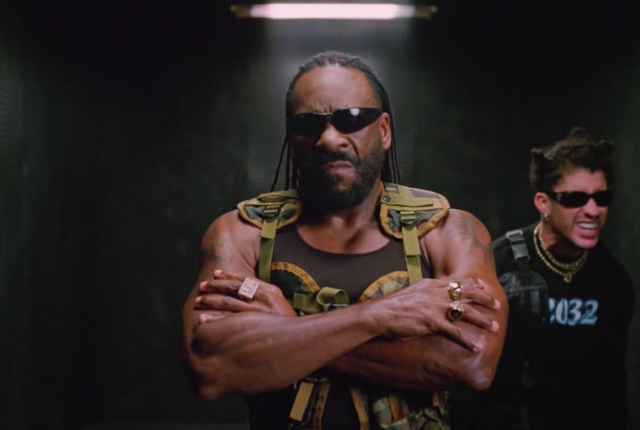 Los campeones de la lucha libre también le entran al perreo. Baila al ritmo de la nueva colaboración de Bad Bunny con la estrella del ring, Booker T.