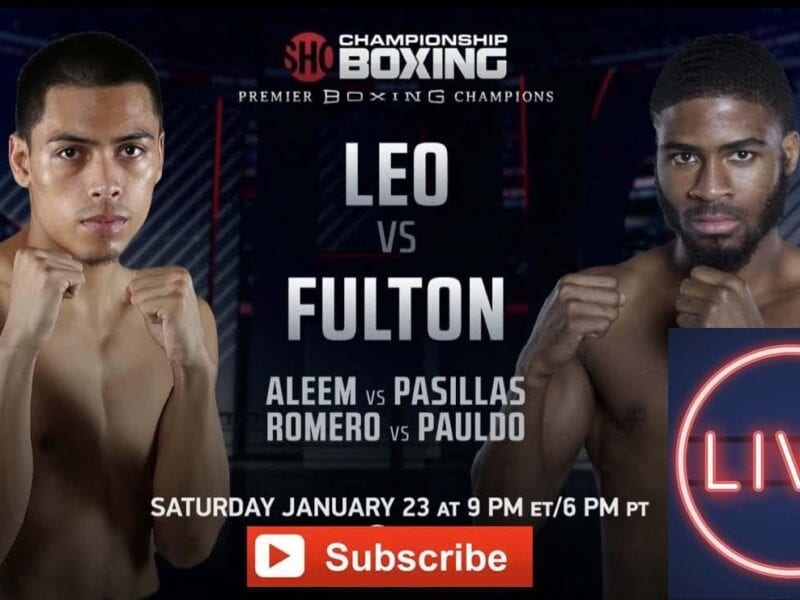 One of the most highly anticipated junior featherweight bouts has finally been rescheduled for next month. Check out the boxing live stream here.