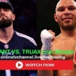 Plant vs Truax is the boxing match you need to watch tonight. Here's how you can live stream all the bouts and stay in the loop.