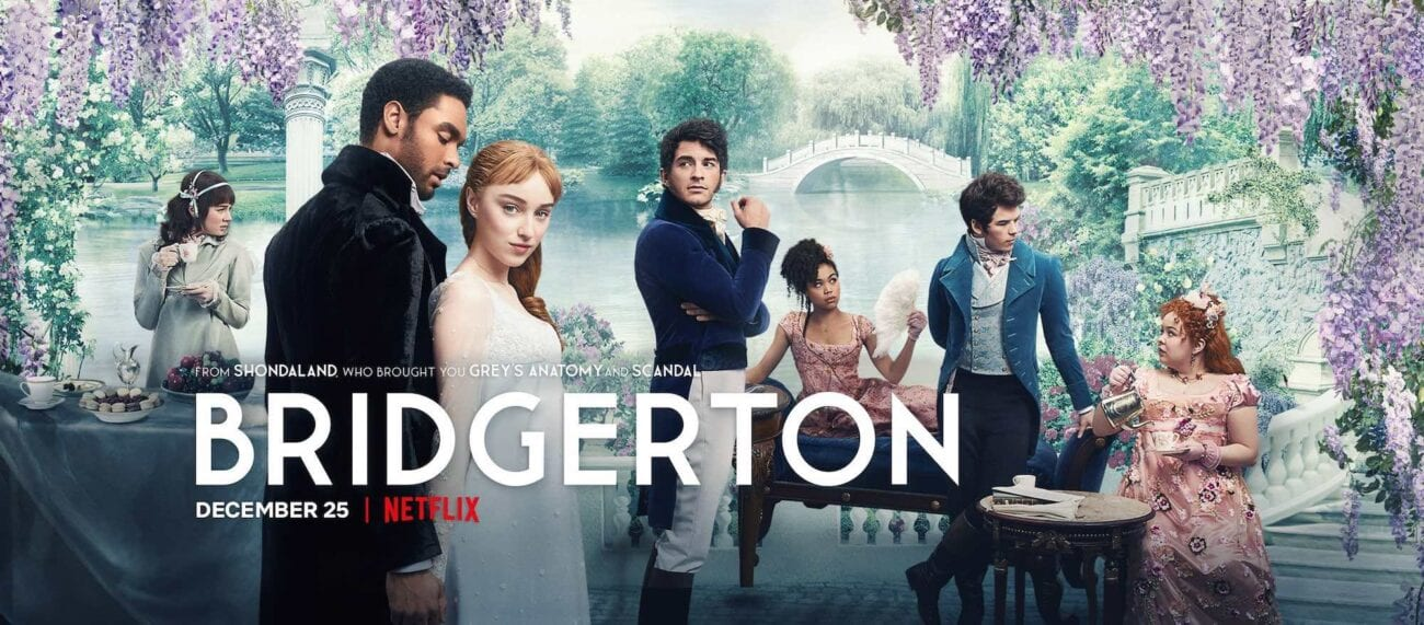Will Netflix's 'Bridgerton' run for eight seasons? Help hide the cancellation button from Netflix so it doesn't axe this Diamond of the First Water.