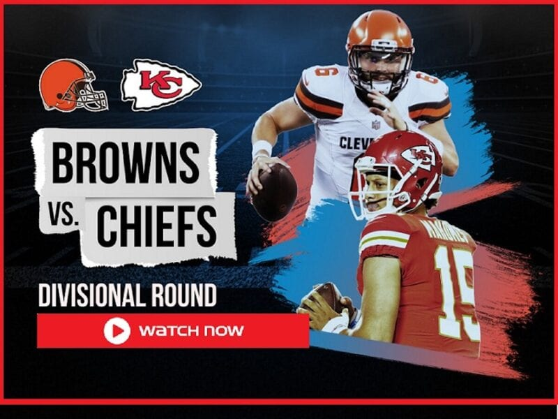 Want to find ways to watch Browns vs. Chiefs live stream online? Here's how you can watch the NFL game on Reddit.