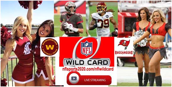 From Reddit to Facebook, there's plenty of places to live stream tonight's NFL game featuring the Buccaneers and the Washington Football Team.