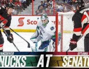Vancouver Canucks vs. Ottawa Senators is taking place tonight. Check out the best ways to watch this matchup between Canadian teams without cable.