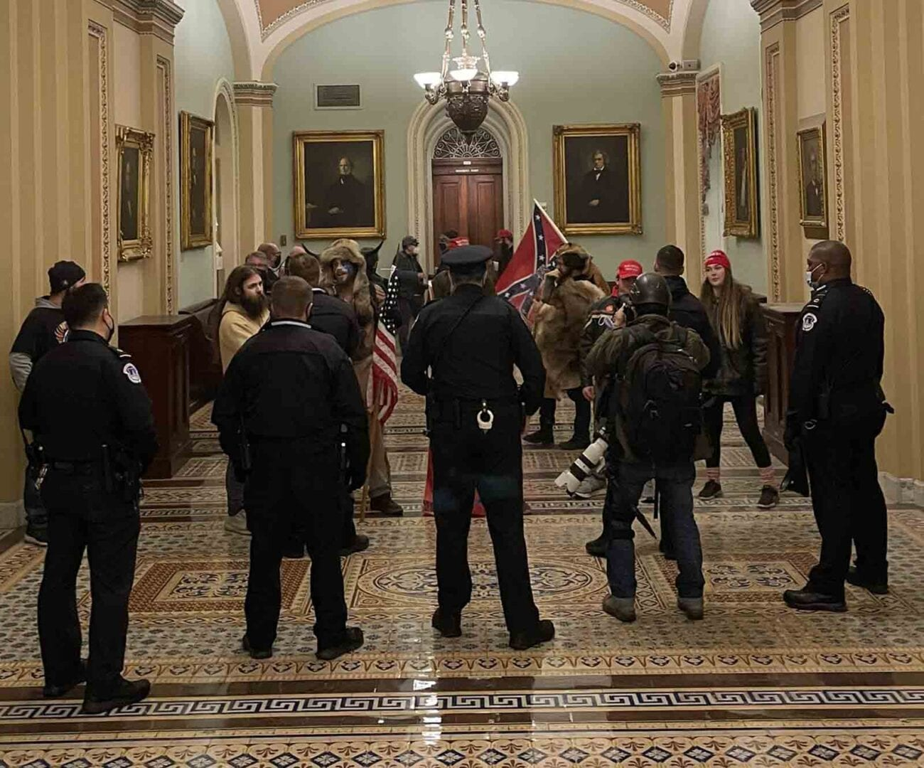 Trump supporters are storming the Capitol Building. Here are the details we currently have on the quickly developing situation.