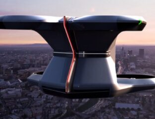 Tell 'The Jetsons' to move over! Cadillac just introduced the PAV, their new flying concept car, at the virtual CES show.