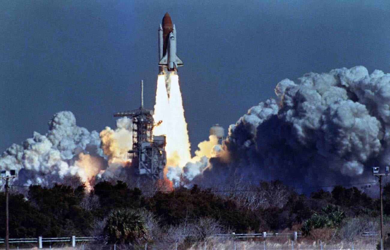 On its 35 year anniversary, we all remember the lives loss in the Challenger space shuttle disaster. Take a look, and a moment, to remember the crew.